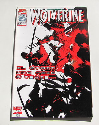 Wolverine  -  N°  52 - Comics -  Marvel France