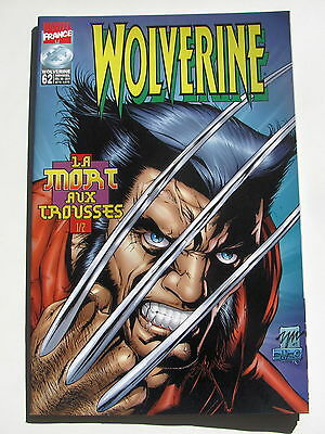 Wolverine  -  N°  62 - Comics -  Marvel France