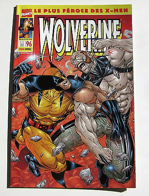 Wolverine  -  N°  96 - Comics -  Marvel France
