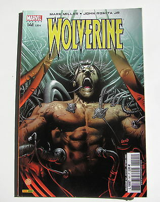 Wolverine  -  N° 141 - Comics -  Marvel France