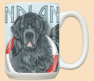 15 oz. Ceramic Mug (PS) - Newfoundland MU966