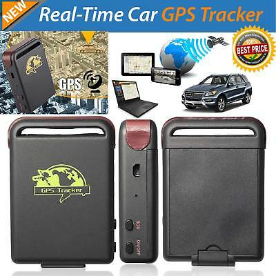TK102 GPS Tracker Magnetic Car Vehicle Spy Personal Realtime Tracking Device new