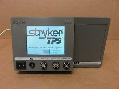 Stryker TPS Total Performance System Shaver Console 5100-1 Version 3.3 (F)