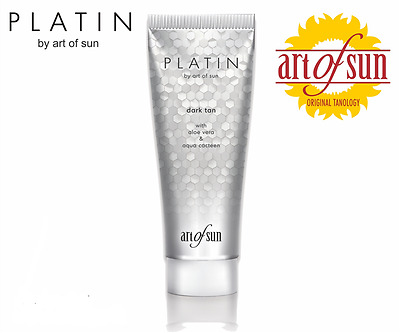 Art of Sun PLATIN Dark Tan Lotion  150 ml ,Solarium Kosmetik, Sonnen Lotion