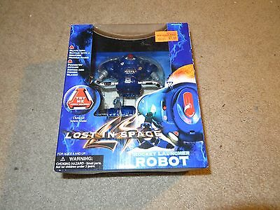 Lost In Space Rocket Launcher Robot Trendmasters 1997 MISB See My Store