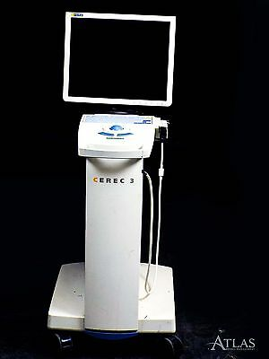 Sirona CEREC 3 Redcam 2004 Dental Acquisition Unit for CAD/CAM Image Scanning