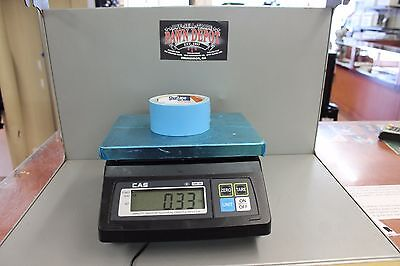 20 LBS x 0.01 LBS Cas SW-RS(20) NTEP Pos Interface Food, Supermarket Scale