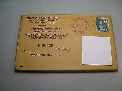 Scarce Sealed in Mail Envelope Original 1955 Double Mint Set. Un-opened!!