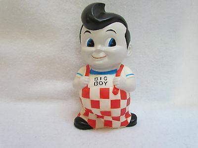 Bob's Big Boy 9 Inch Vinyl Bank