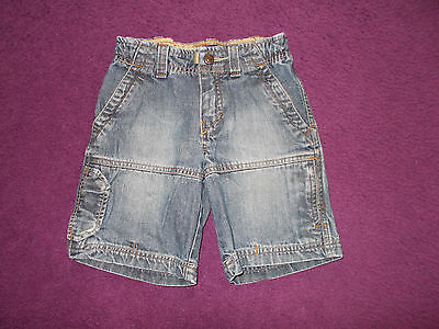 Boys Denim Shorts Age 4