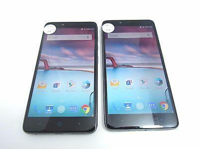 Lot of 2 ZTE Imperial Max (Z963U) (US Cellular) (Check ESN)_C12
