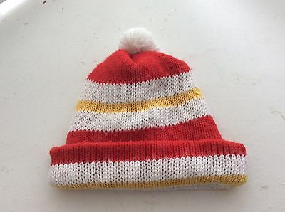 Vintage Liverpool FC Woolly Hat