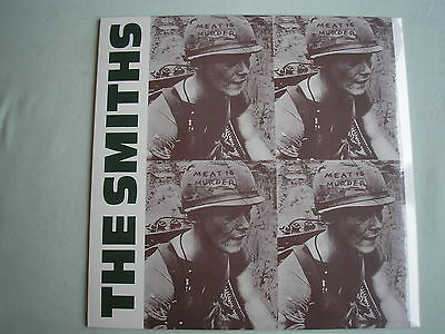 THE SMITHS Meat Is Murder 2012 vinyl  LP NEW MINT SEALED