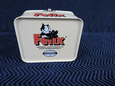 Felix the Cat Bag of Tricks Mood Wrist Watch in Collectible Tin