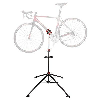 """Pro Bike Adjustable 41"""" To 75"""" Repair Stand w/ Telescopic Arm Cycle Bicycle Rack"""