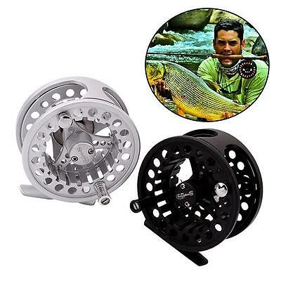1pcs Left Right Full Metal Fly Fishing Reel Former Rafting Ice Fishing Wheel Q