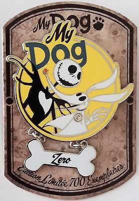 DLRP Disney Pin - Série My Dog (4/12) - Zéro - 700 ex.