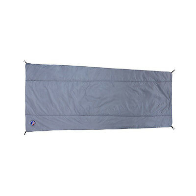 Big Agnes Sleeping Bag Liner - Sythetic Primaloft Gray