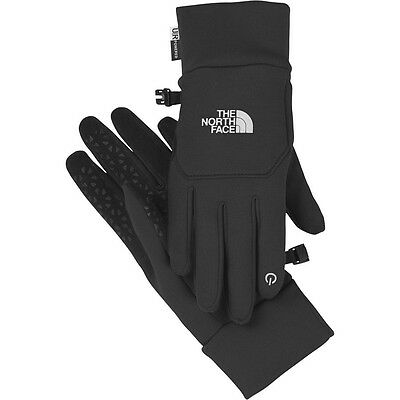 NEW! The North Face ETIP Women's Running Gloves Color Black Size Small