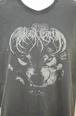 BOOK OF BLACK EARTH t-shirt size 2XL black metal tee