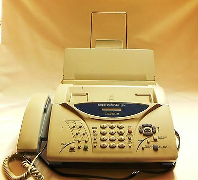Used Brother Intellifax 1270 E Plain Paper Fax Phone Copier