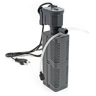 SunSun HJ-722 ECO Aquariumpumpe 600l/h 10W Luftpumpe Filter Pumpe Aquarium