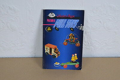 """CD091 - Vintage Book """"Collector's Digest - Price Guide to Pull Toys"""""""