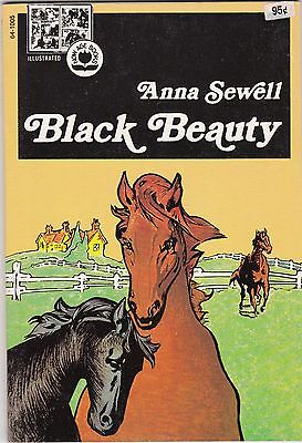 1974 Black Beauty Anna Sewell Pendulum Press Illustrated Now Age Book