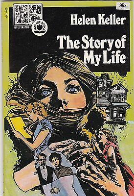 1974 The Story of My Life Helen Keller Pendulum Press Illustrated Now Age Book