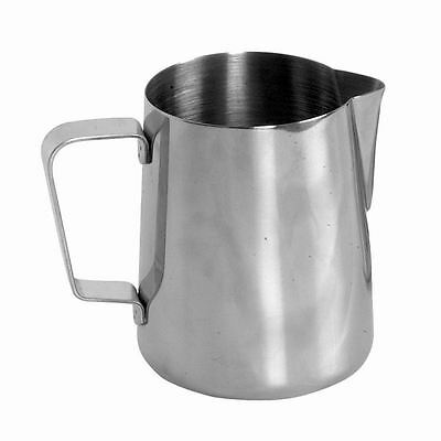 1 Stainless Steel Coffee Espresso Steam Milk Frothing Pitcher 50 oz SLME050 NEW