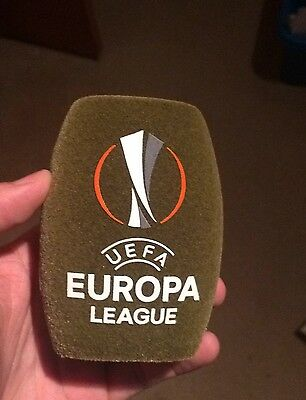 2017 Europa League Final Official Tv Microphone Ajax V Manchester United