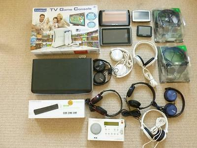 JOB LOT faulty consumer electronics for spares or repair