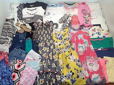 Girls Clothes Bundle 9-10 years Spring&Summer Collection READ DESCRIPTION
