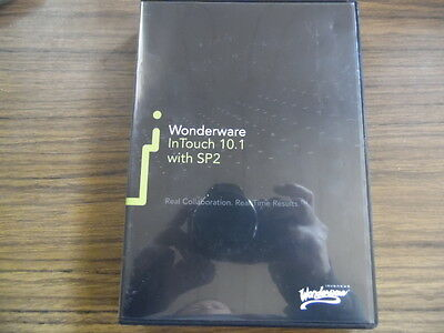 WONDERWARE INTOUCH 10.1 with SP2 2010 Software