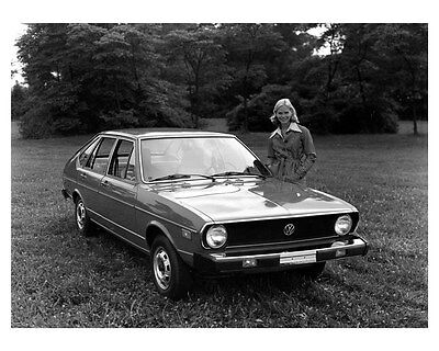 1974 Volkswagen Dasher Factory Photo uc3000