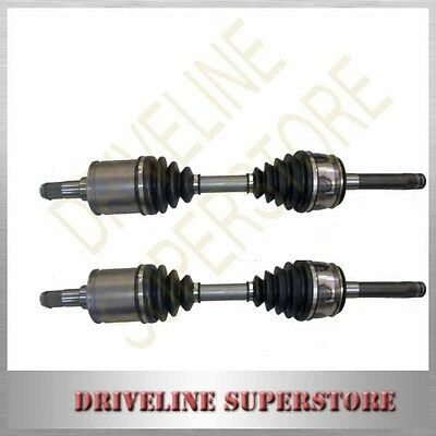 Landcruiser 100 , 105 Series with IFS 1998-2007 A FRONT CV JOINT AXLE SHAFT IFS