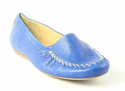Trotters Zuilly Blue Shoes Womens size 6 M New $129