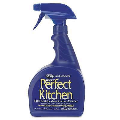 Hope's® Perfect Kitchen Cleaner, 32oz Spray Bottle 026214182509