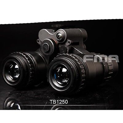 FMA Update Version Binocular NVG Night Vision Goggle Metal Dummy PVS-15 Airsoft
