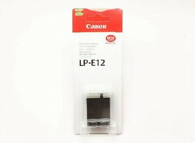 LP-E12 Battery for Canon EOS 100D EOS-M EOS M Rebel SL1 Camera