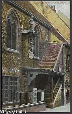 NORFOLK POSTCARD - Tolhouse Gt. Yarmouth