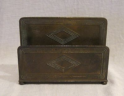Tiffany Studios Graduate Letter Rack Box # 1812