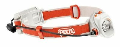 E87 AHB Petzl MYO Headtorch (Coral) 370 Lumens Active Sports Run Outdoor