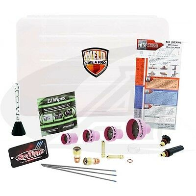 Monster Pro Kit: 17/18/26 & 3-Series Torches: 1/16' (1.6mm)