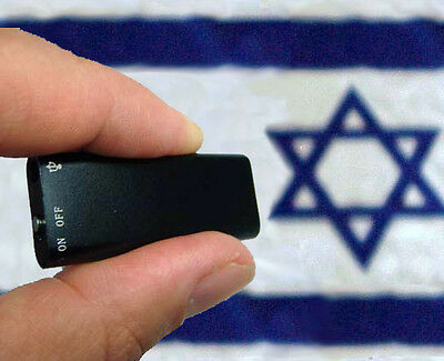 Smallest in the world audio voice spy recorder  96hours voice record !!!