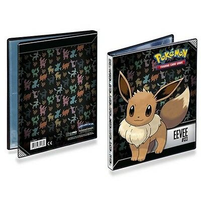 Ultra Pro Pokemon Eevee 9 Pocket Portfolio - Brand New!