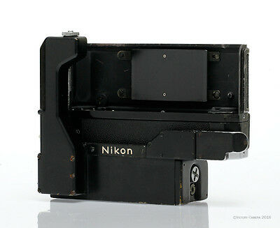 Nikon F36 Motodrive and Cordless Battery for F Camera -Working- (221-15)