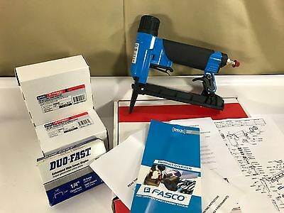 """FASCO Upholstery Stapler 80-16 LN 50-mm 2"""" Long Nose with Lots of Staples"""