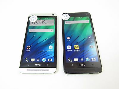 Lot of 2 HTC One M7 (PNO7200) (Sprint) (Check ESN)_B12