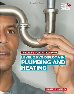 Level 2 NVQ Diploma in Plumbing and Heating NEW BOOK